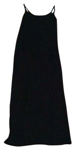 black Maxi Dress by ATM
