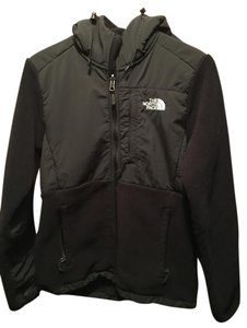 The North Face Hooded Black Jacket