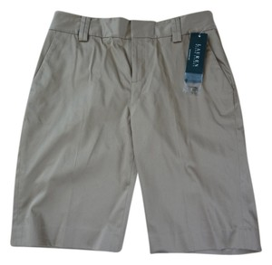 Ralph Lauren Bermuda Shorts tan