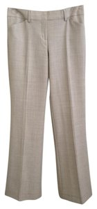 Express Trouser Dress Straight Pants Light Tan