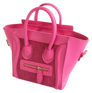 Céline Tote in Pink