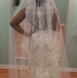Lazaro Lazaro Wedding Dress Wedding Dress