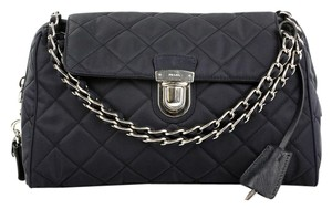 Prada Messenger Chain Strap Shoulder Bag
