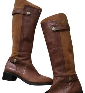 Franco Sarto Brown; Tan; Cognac Boots