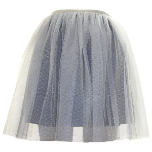 Frenchi Ballerina Sexy Pre-owned Skirt Ivory