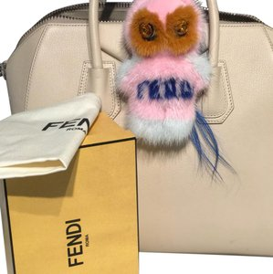 Fendi Marshmallow/Pacific charm