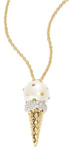 Kate Spade KATE SPADE NECKLACE Carnival Nights Ice cream Long pendant Necklace