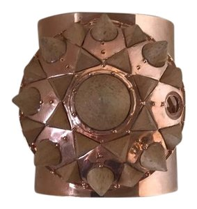Eddie Borgo rose gold/copper cuff