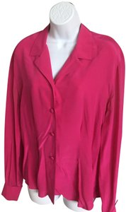 JH Collectibles Top Hot Pink/Lipstick Pink