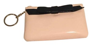 Kate Spade Wristlet in Black and Pale Pink