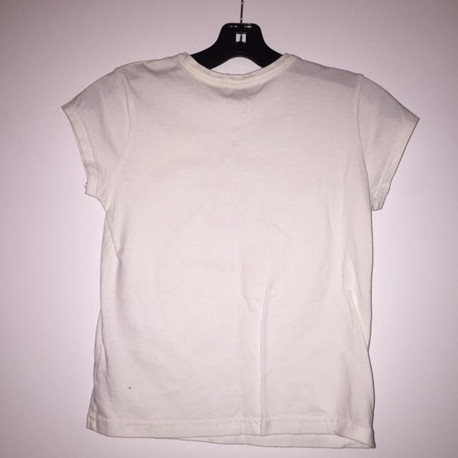 Juicy Couture T Shirt white, pink writing Image 2