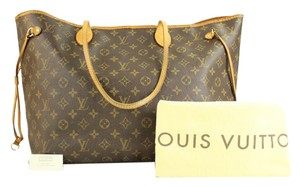 Louis Vuitton Neverfull Gm Neverfull Mm Sac Shopping Tote