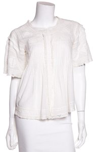 Jill Stuart Top Off-White