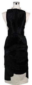 Bottega Veneta Women's Ruffle Detail Dress