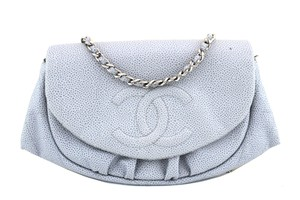 Chanel Gold Hardware Ghw Cross Body Bag