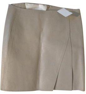 3.1 Phillip Lim Mini Skirt Stone white