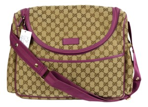 Gucci Mom Diaper Bag