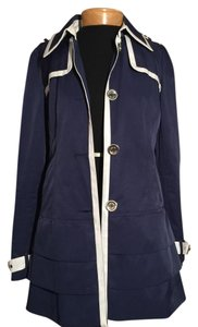 Guess Navy and white Jacket
