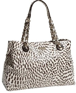 Kate Spade Tote Leather Chain Shoulder Bag