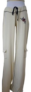 2BFree Relaxed Pants Light yellow