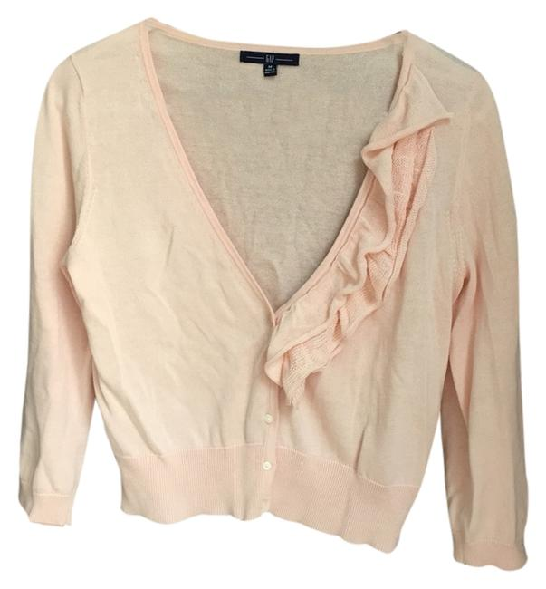 Preload https://item1.tradesy.com/images/gap-blush-pink-cardigan-size-8-m-2083085-0-0.jpg?width=400&height=650