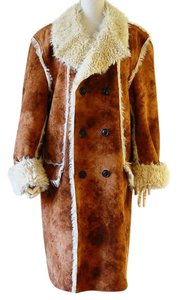 Hugo Boss Fur Coat