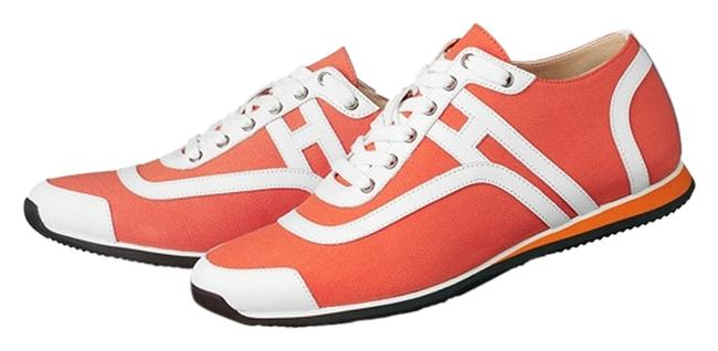 Item - Orange/White Papaya/White Kool Size36/36.5 Sneakers Size US 6 Regular (M, B)