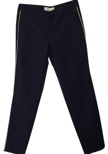 Vineyard Vines Straight Pants navy, gold stripe