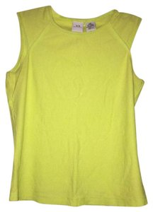 A|X Armani Exchange Top neon