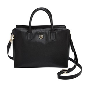 Tory Burch Shoulder Bags Satchel Black Messenger Bag
