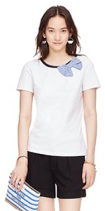 Kate Spade Ks Mk Chanel Top fresh white
