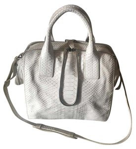Alexander Wang Satchel in White