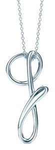 Tiffany & Co. Elsa Perreti G Pendant
