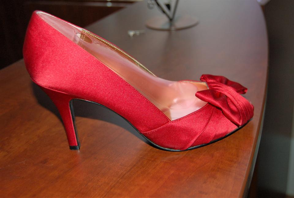 Pumps Shoes Rouge Forbes Red Nina Z4w1HqPZ