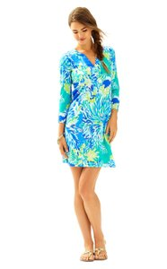 Lilly Pulitzer short dress Riva on Tradesy