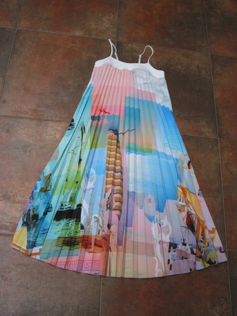 Clover Canyon short dress multi colored Summer on Tradesy