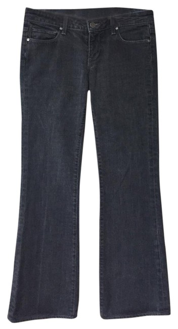 Item - Gray Laurel Canyon Boot Cut Jeans Size 28 (4, S)