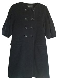 BCBGMAXAZRIA Fall Winter Chic Wool Pea Coat