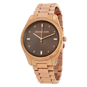 Michael Kors Michael Kors Rose-Tone Blake Grey Dial Watch MK3227