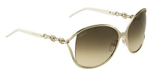 Gucci NEW GUCCI (gg4250/S/N) SWAROVSKI DESIGNER Sunglasses, MADE IN ITALY