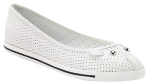 Marc by Marc Jacobs white Flats