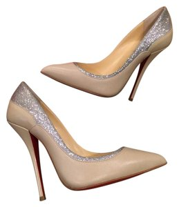 Women s Silver Christian Louboutin Shoes - Up to 90% off at Tradesy 0b4125f0ae