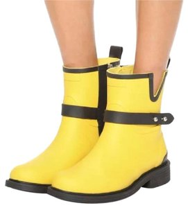 Rag & Bone yellow Boots