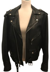 Leather Motorcycle Jacket Leather Jacket