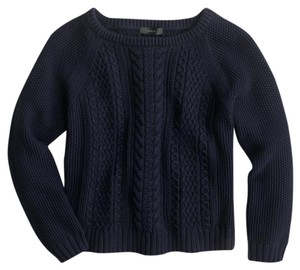 J.Crew Cotton Cable Sweater