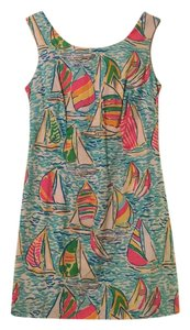 Lilly Pulitzer short dress multi color on Tradesy