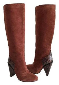 See by Chloé BROWN SUEDE Boots