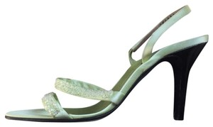 Salvatore Ferragamo light green Formal