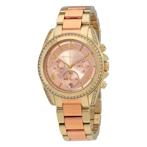 Michael Kors Michael Kors Women's Blair Two-Tone Bracelet Watch MK6316