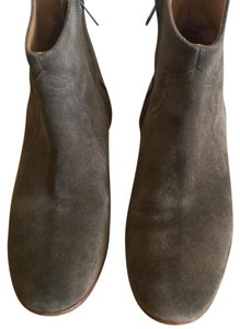 Isabel Marant grey suede Boots